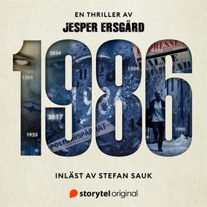1986 (ljudbok) av Jesper Ersgård