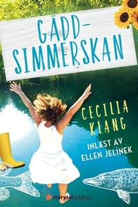 Gäddsimmerskan (e-bok) av Cecilia Klang