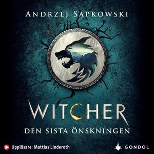 Den sista önskningen (ljudbok) av Andrzej Sapko