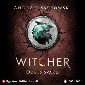 Ödets svärd (ljudbok) av Andrzej Sapkowski