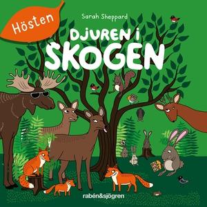 Djuren i skogen - Hösten (ljudbok) av Sarah She