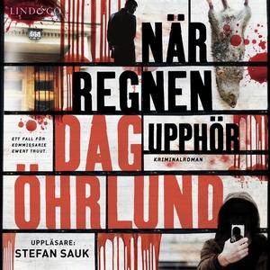 När regnen upphör (ljudbok) av Dag Öhrlund