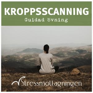 Kroppsscanning – Guidad övning (ljudbok) av Str