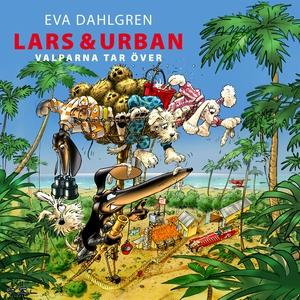 Lars och Urban  valparna tar över (ljudbok) av