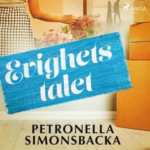 Evighetstalet (ljudbok) av Petronella Simonsbac