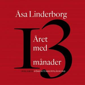 Året med 13 månader (ljudbok) av Åsa Linderborg