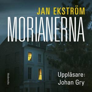 Morianerna (ljudbok) av Jan Ekström