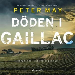 Döden i Gaillac (ljudbok) av Peter May