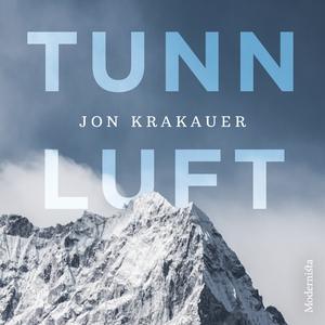 Tunn luft (ljudbok) av Jon Krakauer