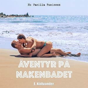 Äventyr på nakenbadet (e-bok) av E. Källvander