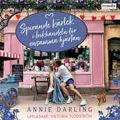 Spirande kärlek i bokhandeln för ensamma hjärtan