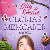 Glorias memoarer: Marco