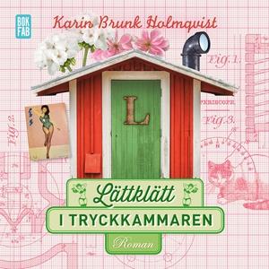 Lättklätt i tryckkammaren (ljudbok) av Karin Br