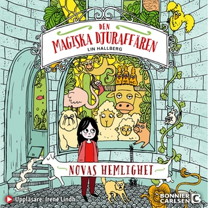 Novas hemlighet (ljudbok) av Lin Hallberg