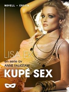 Kupé sex (e-bok) av Anne Falkstam