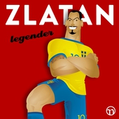 Zlatan: Legender