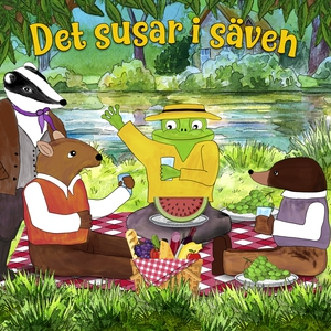 Det susar i säven - Samling (ljudbok) av