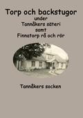 Torp och backstugor under Tannåkers säteri: Tannåkers socken