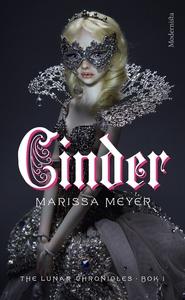 Cinder (e-bok) av Marissa Meyer