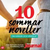 Svensk sommar - 10 härliga noveller om kärlek & vänskap