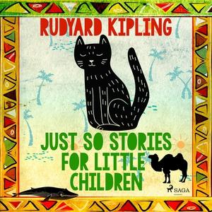 Just So Stories for Little Children (ljudbok) a