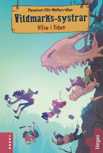 Vilse i tiden (e-bok) av Noelle Stevenson, Shan