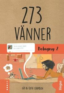 273 vänner (e-bok) av Gép