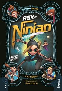 Ask-Ninjan (e-bok) av Joey Comeau