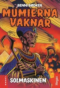 Solmaskinen (e-bok) av Benni Bødker