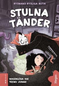 Stulna tänder (e-bok) av Magdalena Hai