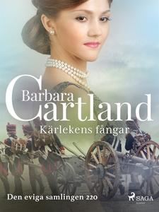 Kärlekens fångar (e-bok) av Barbara Cartland