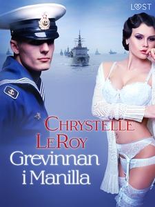 Grevinnan i Manilla - erotisk novell (e-bok) av