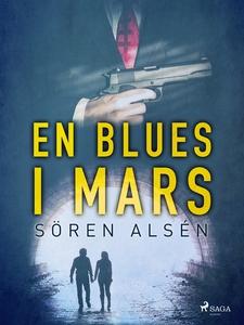 En blues i mars (e-bok) av Sören Alsén