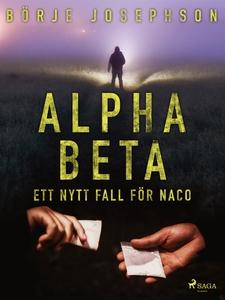 Alpha-beta: ett nytt fall för NACO (e-bok) av B