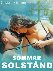 Sommarsolstånd - erotisk novell (e-bok) av Ossi