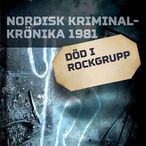 Död i rockgrupp (ljudbok) av Diverse