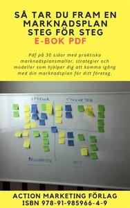 Så tar du fram en marknadsplan (e-bok) av Ander