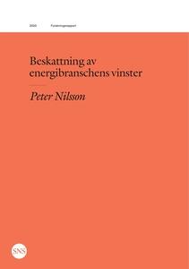 Beskattning av energibranschens vinster (e-bok)