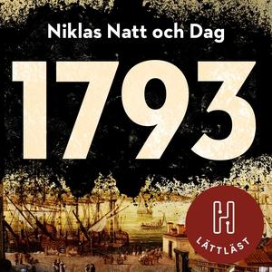 1793 (lättläst) (ljudbok) av Niklas Natt och Da