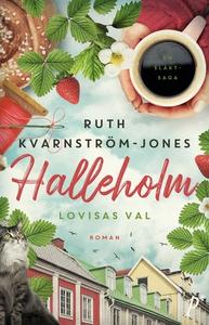 Lovisas val (e-bok) av Ruth Kvarnström Jones