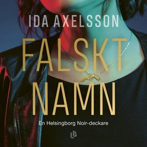 Falskt namn (ljudbok) av Ida Axelsson