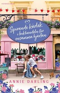 Spirande kärlek i bokhandeln för ensamma hjärta