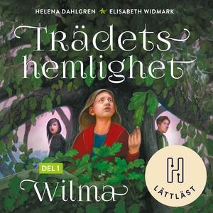 Wilma (ljudbok) av Helena Dahlgren