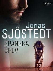 Spanska brev (e-bok) av Jonas Sjöstedt