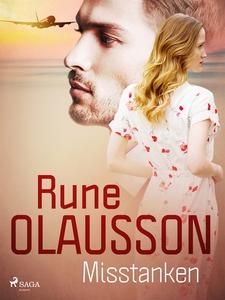 Misstanken (e-bok) av Rune Olausson