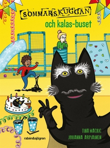 Sommarskuggan och kalasbuset (e-bok) av Tina Ma