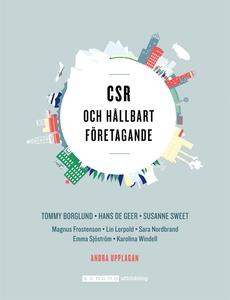 CSR och hållbart företagande 2 upplagan (e-bok)