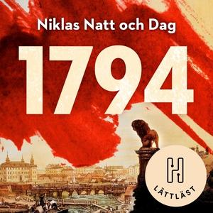 1794 (lättläst) (ljudbok) av Niklas Natt och Da