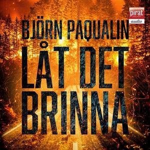 Låt det brinna (ljudbok) av Björn Paqualin