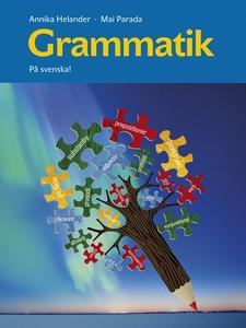 På svenska! Grammatik (e-bok) av Annika Helande